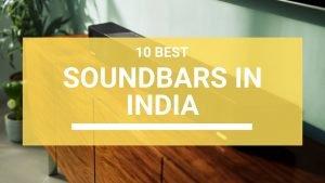 best soundbars in India