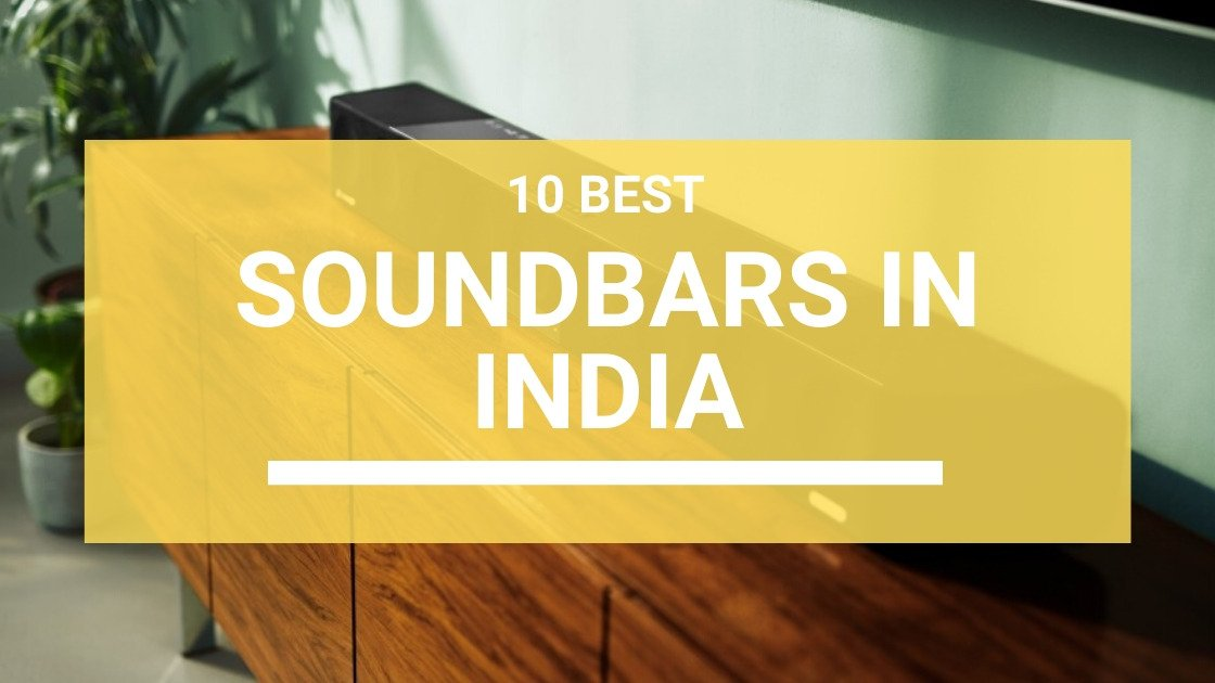 best soundbars in India